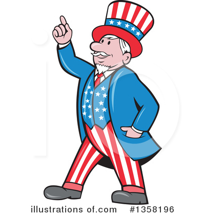Politics Clipart #1358196 by patrimonio