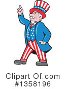 Uncle Sam Clipart #1358196 by patrimonio