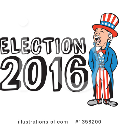 Uncle Sam Clipart #1358200 by patrimonio