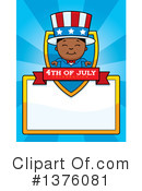 Uncle Sam Clipart #1376081 by Cory Thoman