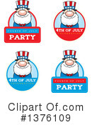 Uncle Sam Clipart #1376109 by Cory Thoman