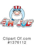 Uncle Sam Clipart #1376112 by Cory Thoman