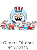 Uncle Sam Clipart #1376113 by Cory Thoman