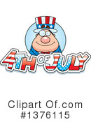 Uncle Sam Clipart #1376115 by Cory Thoman
