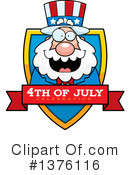 Uncle Sam Clipart #1376116 by Cory Thoman