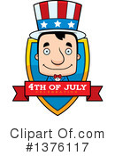 Royalty-Free (RF) Uncle Sam Clipart Illustration #1376117