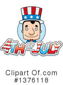 Royalty-Free (RF) Uncle Sam Clipart Illustration #1376118