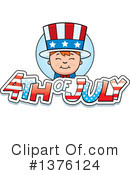 Royalty-Free (RF) Uncle Sam Clipart Illustration #1376124