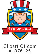 Royalty-Free (RF) Uncle Sam Clipart Illustration #1376125