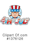 Royalty-Free (RF) Uncle Sam Clipart Illustration #1376126