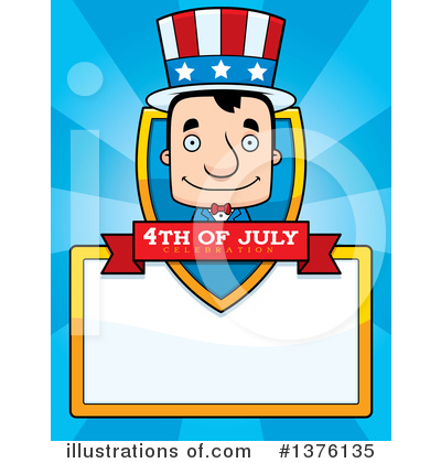 Uncle Sam Clipart #1376135 by Cory Thoman