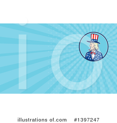 Uncle Sam Clipart #1397247 by patrimonio