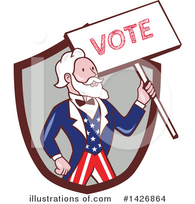 Uncle Sam Clipart #1426864 by patrimonio