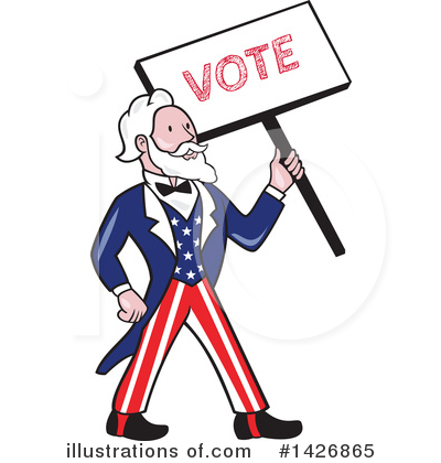 Uncle Sam Clipart #1426865 by patrimonio