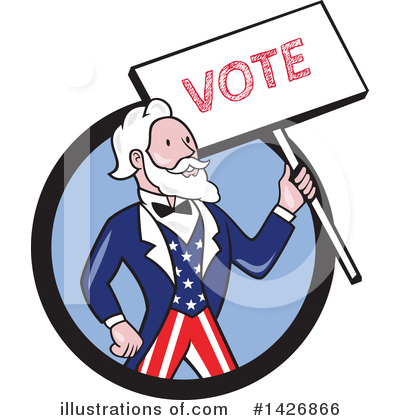 Uncle Sam Clipart #1426866 by patrimonio