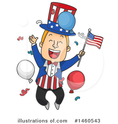 Jumping Clipart #1460543 by BNP Design Studio