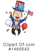 Uncle Sam Clipart #1460543 by BNP Design Studio