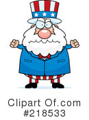 Uncle Sam Clipart #218533 by Cory Thoman