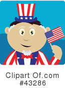 Uncle Sam Clipart #43286 by Dennis Holmes Designs