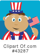 Uncle Sam Clipart #43287 by Dennis Holmes Designs