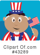 Uncle Sam Clipart #43289 by Dennis Holmes Designs