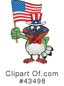 Uncle Sam Clipart #43498 by Dennis Holmes Designs