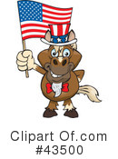 Uncle Sam Clipart #43500 by Dennis Holmes Designs