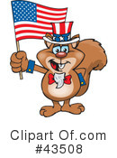 Uncle Sam Clipart #43508 by Dennis Holmes Designs