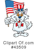 Uncle Sam Clipart #43509 by Dennis Holmes Designs