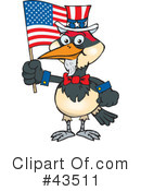Uncle Sam Clipart #43511 by Dennis Holmes Designs