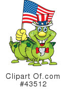 Uncle Sam Clipart #43512 by Dennis Holmes Designs