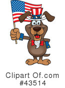Uncle Sam Clipart #43514 by Dennis Holmes Designs