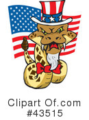 Uncle Sam Clipart #43515