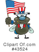 Uncle Sam Clipart #43524 by Dennis Holmes Designs