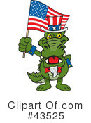 Uncle Sam Clipart #43525 by Dennis Holmes Designs