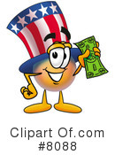 Uncle Sam Clipart #8088 by Toons4Biz