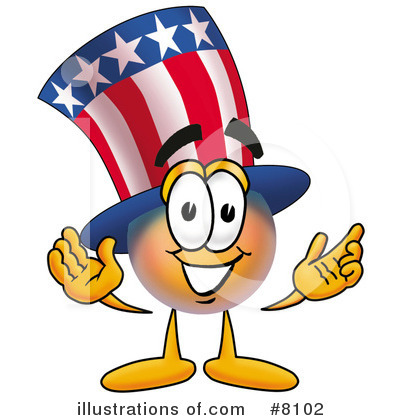 Uncle Sam Clipart #8102 by Toons4Biz