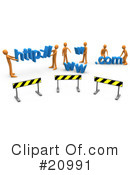 Under Construction Clipart #20991 by 3poD