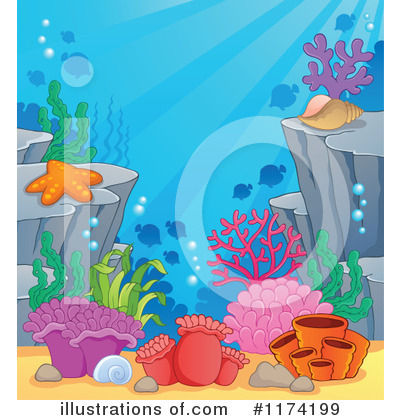 Fish Clipart #1174199 by visekart