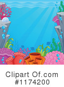 Royalty-Free (RF) Under The Sea Clipart Illustration #1174200