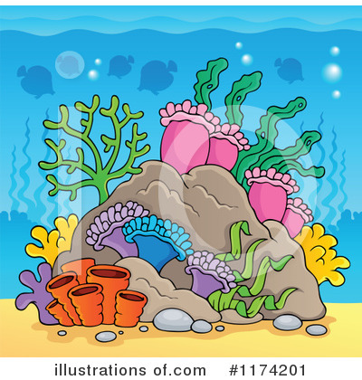 Fish Clipart #1174201 by visekart