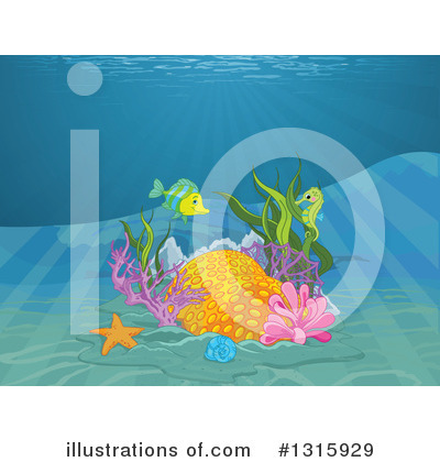 Fish Clipart #1315929 by Pushkin