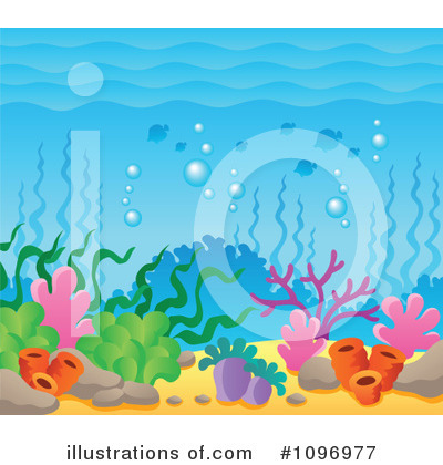 Sea Life Clipart #1096977 by visekart