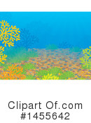 Underwater Clipart #1455642 by Alex Bannykh