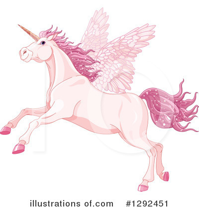 Pegasus Clipart #1292451 by Pushkin