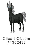Unicorn Clipart #1302433 by Graphics RF