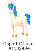 Unicorn Clipart #1302434 by Graphics RF