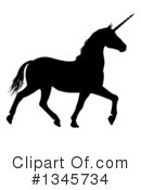 Unicorn Clipart #1345734 by AtStockIllustration