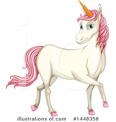 Unicorn Clipart #1448358 by Graphics RF