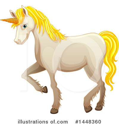 Unicorn Clipart #1448360 by Graphics RF